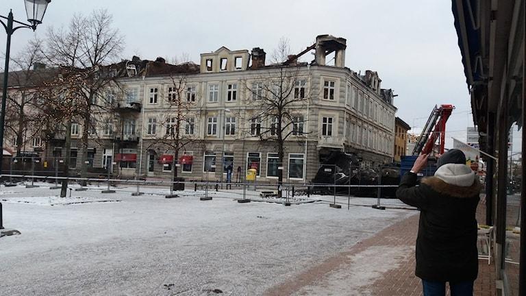 Elshärjat hus i Arvika.