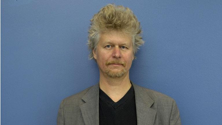 Författaren Lars Andersson. Foto: Leif R Jansson/TT arkiv.