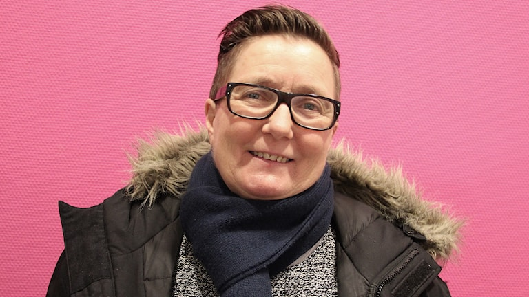 Marie Halvarsson. Foto: Jonas Hansson/Sveriges Radio.