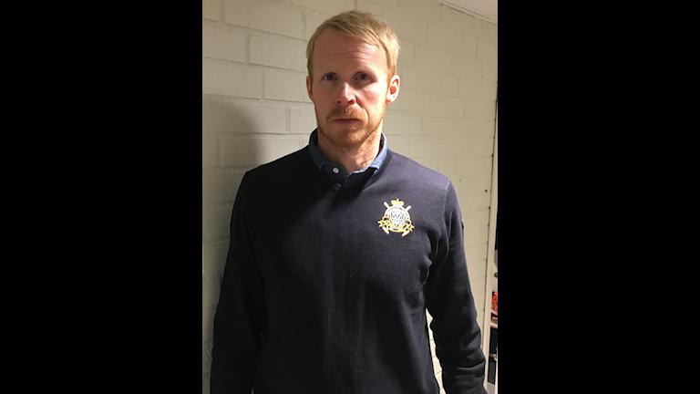 BIK Karlskogas tidigare tränare Tobias Thermell