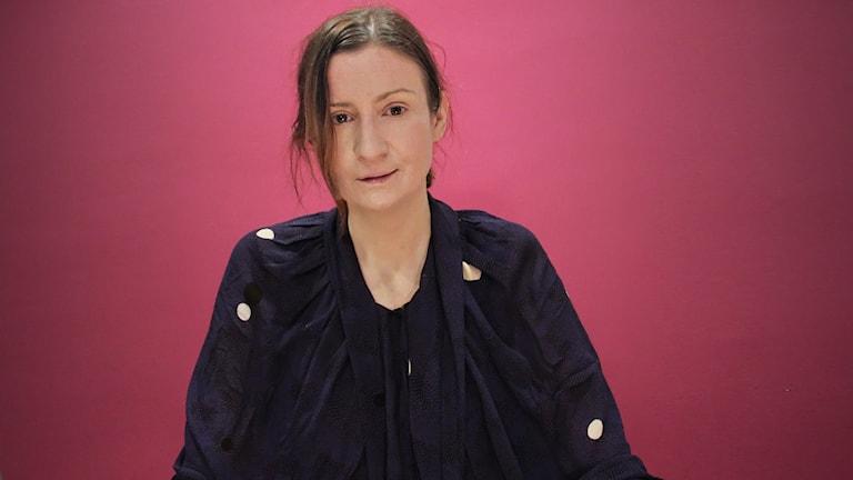 Birgitta Ohlsson, Liberalerna. Foto: Lars-Gunnar Olsson/Sveriges Radio.