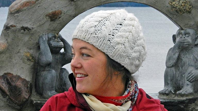 Helena Henriksson, Fröknarna fräs Foto: Sven Westerdal/Sveriges Radio.