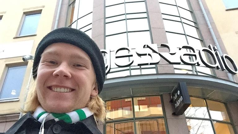 Max Ekholm. Foto: Privat.
