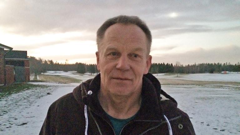 Jan Lindberg. Foto: Jenny Tibblin/Sveriges Radio.