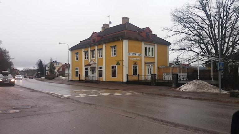 Köpmangården i Sunne. Foto: Lennart Nordenstein/Sveriges Radio.