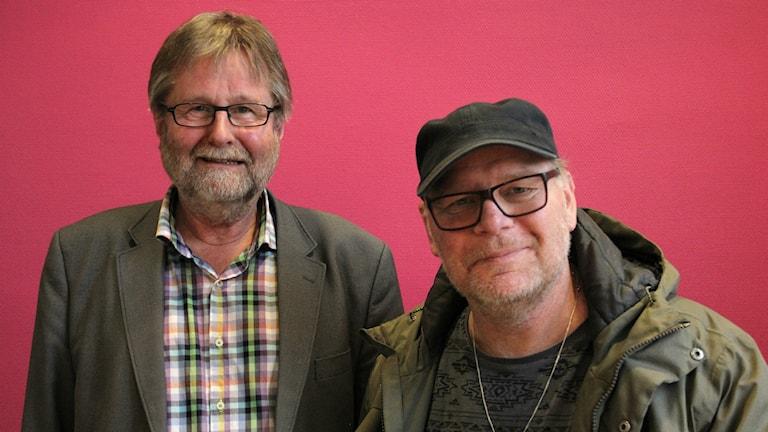 Hans Axelsson och Göran Samuelsson