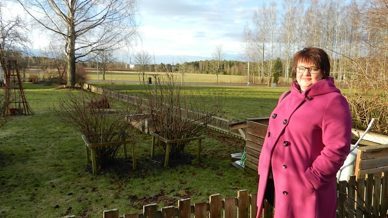 Runnevåls bostadsområde i Kil ska få ett nytt industriområde som granne. Foto Roy Malmborg Sveriges Radio