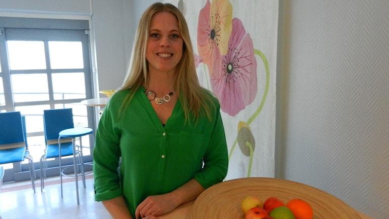 Birgitta Svensson regional utvecklingssamordnare inom sociala barn och ungdomsvården på Region Värmland.