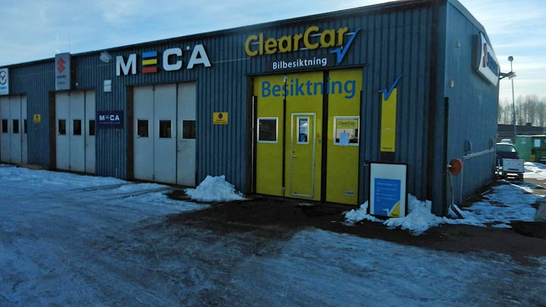 Clear Car Torsby