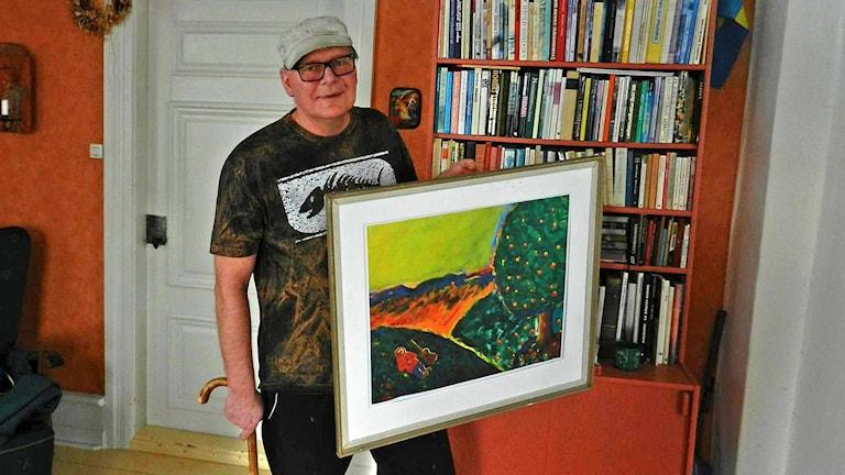 Göran Samuelsson, vispoet.