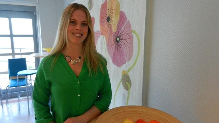 Birgitta Svensson , regional utvecklingsledare inom sociala barn och ungdomsvården på Region Värmland