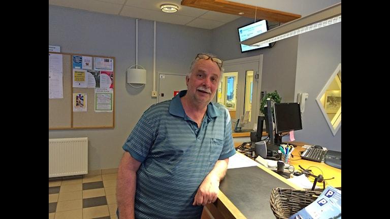 Mats Svärdsén. Foto: Lennart Nordenstein/Sveriges Radio.