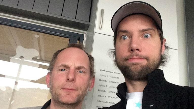 Rasmus Östanås Bo Sjökvist