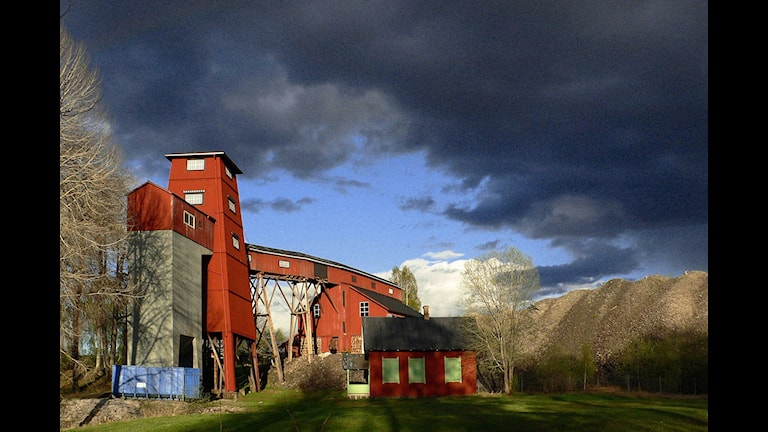 Långban, Fotograf Larseric Vänerlöf Värmlands Museum.