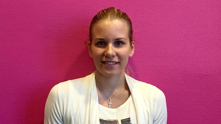 Cecilia ''Cicci'' Östlund från Team Ahlmarks