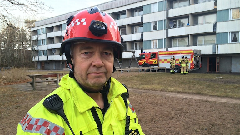 Karsten Herskind, Säffle räddningstjänst