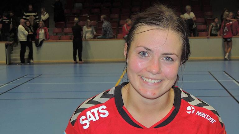 Helltons Karin Ullén.
