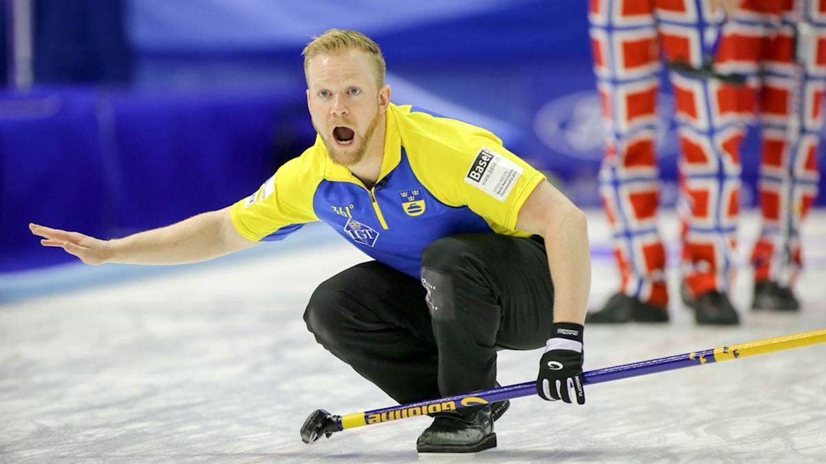 Niklas Edin. Foto: WCF