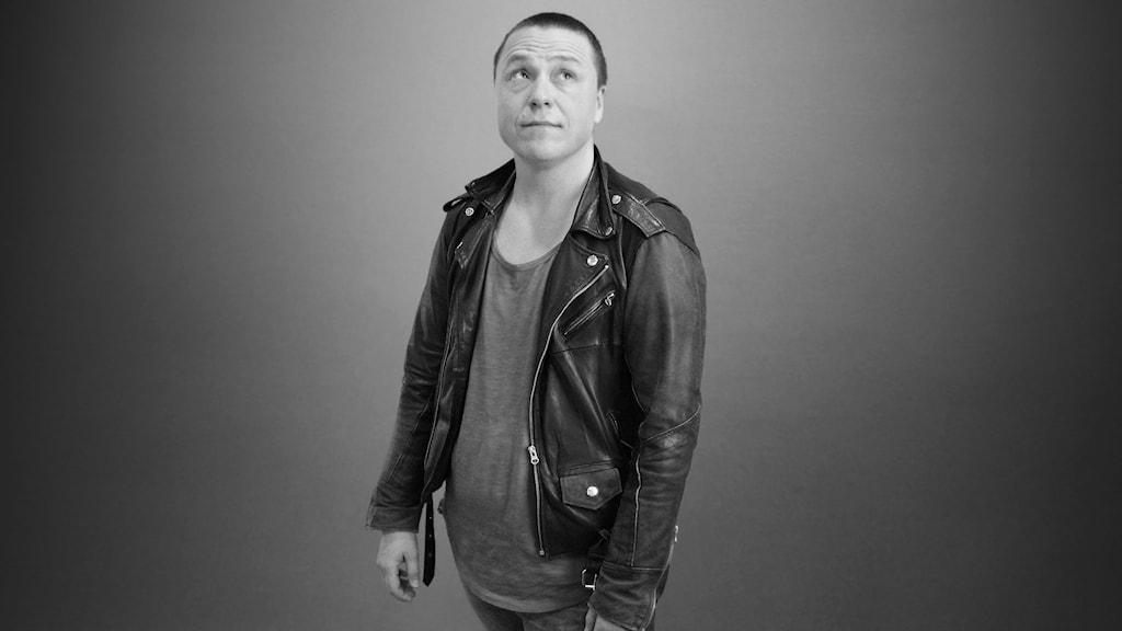 Nino Ramsby. Foto: Lars-Gunnar Olsson/Sveriges Radio.