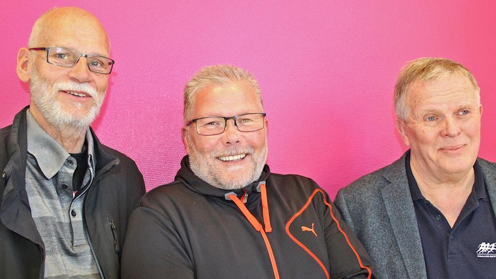 Värmlands idrottsvetar tävling. Foto Björn Söderholm Sveriges Radio