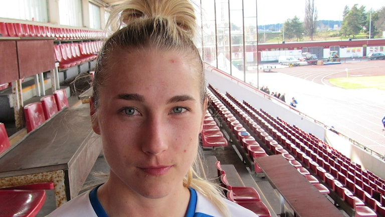 Erika Eriksson Foto: Ola Carlsson P4 Värmland
