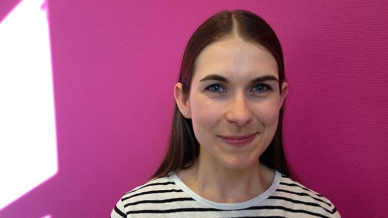 Louise Alvarsson, projektledare Värmland skriver