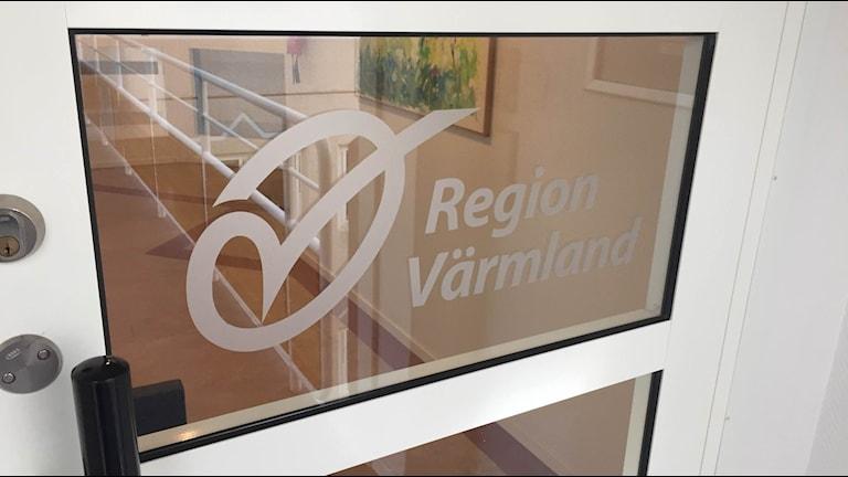 Region Värmland. Foto: Anton Eriksson/Sveriges Radio
