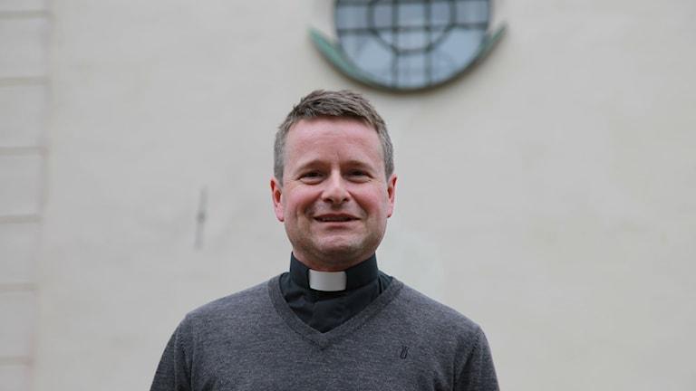 Ny biskop Sören Dalevi. Foto: Karlstads stift.