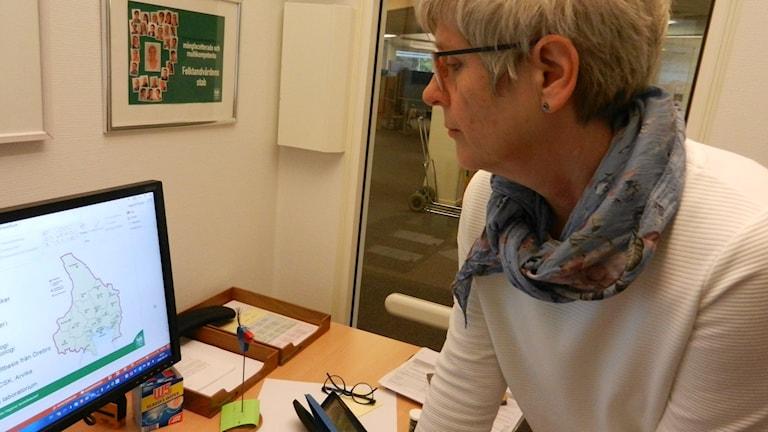 Birgitta Haglund chef för Folktandvården i Värmland