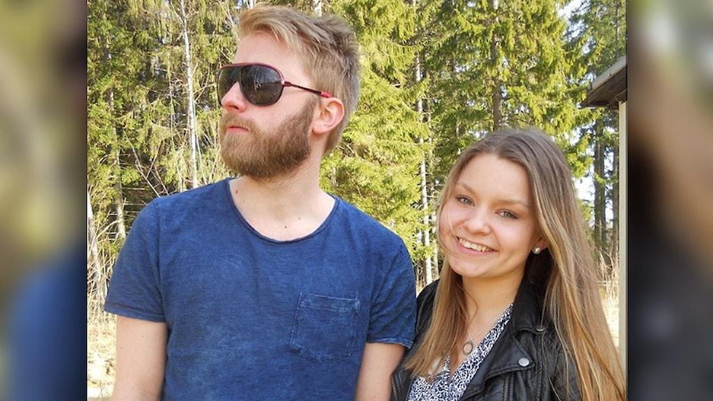 Matilda & Stefan. Foto: Pressbild.