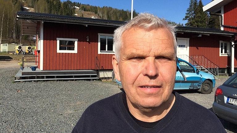 Stefan Ranunger, Ski Sunne. Foto: Sven Westerdahl/Sveriges Radio.