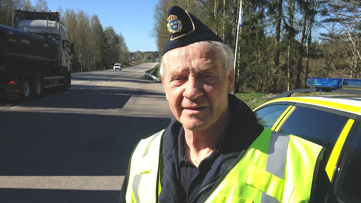 Bengt Stevensson. Foto: Robert Ojala/Sveriges Radio.