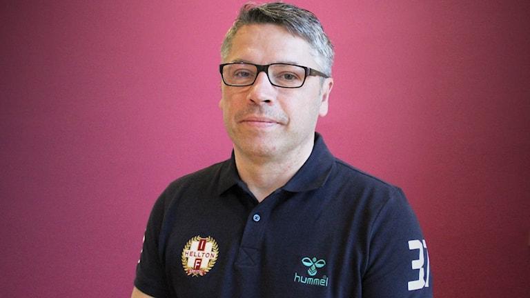 Ulf Andersson. Foto: Lars-Gunnar Olsson/Sveriges Radio.