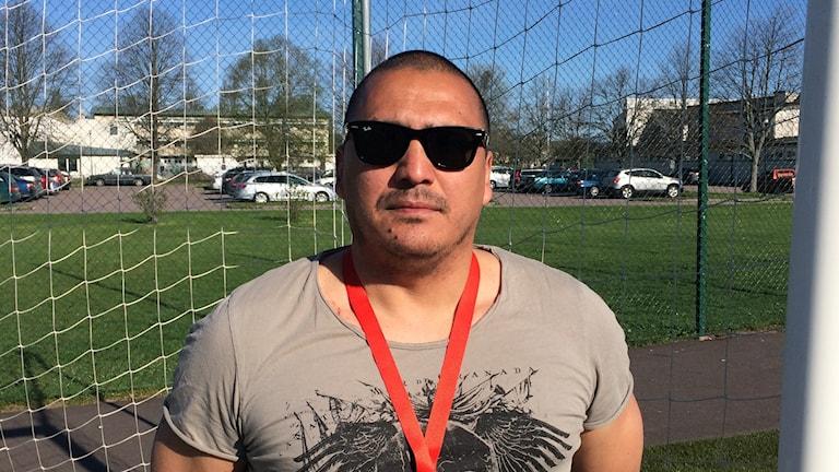 Cesar Acuna, Ämterviks FF