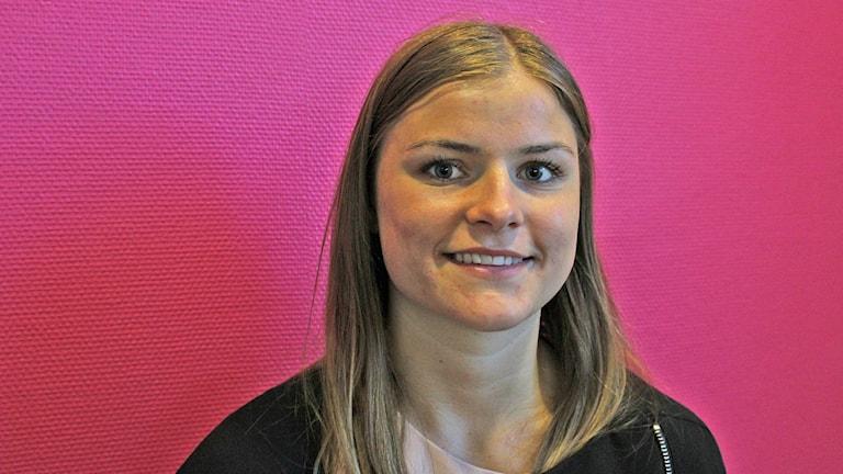 Kristin Ullén IF Helton Foto: Björn Söderholm/Sveriges Radio