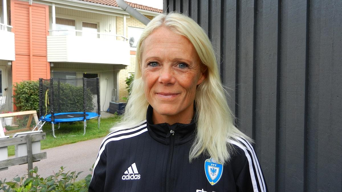 Ullrika Sanddahl Värmlands Fotbollsförbund.