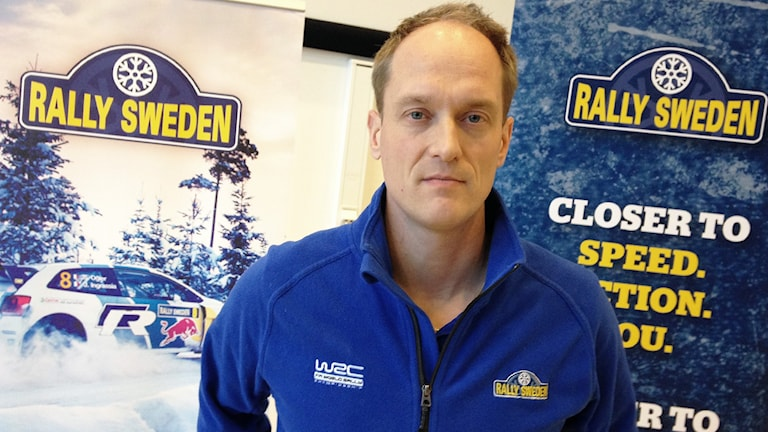 Glenn Olsson. Foto: Robert Ojala/Sveriges Radio.