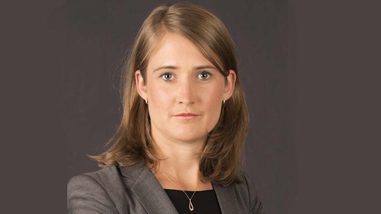 porträtt på en kvinnlig advokat
