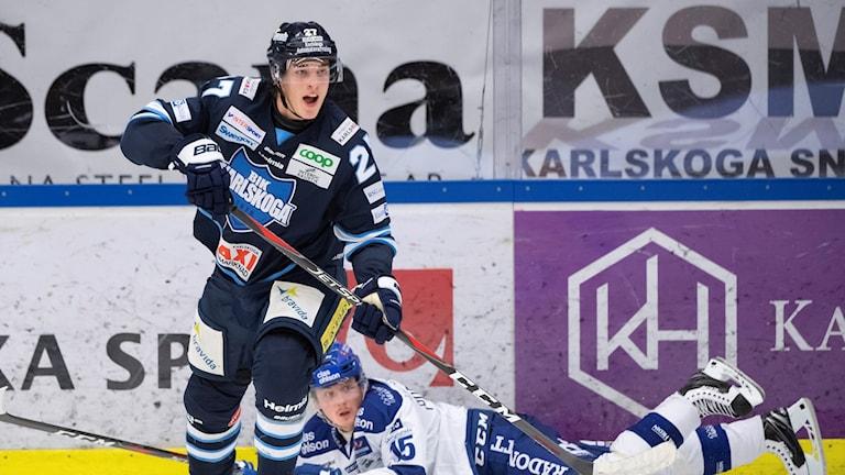 Oskar Bäck, BIK Karlskoga.