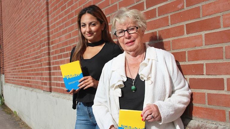 Dalslands litteraturförening Foto: Rebecka Kettil/Sveriges radio