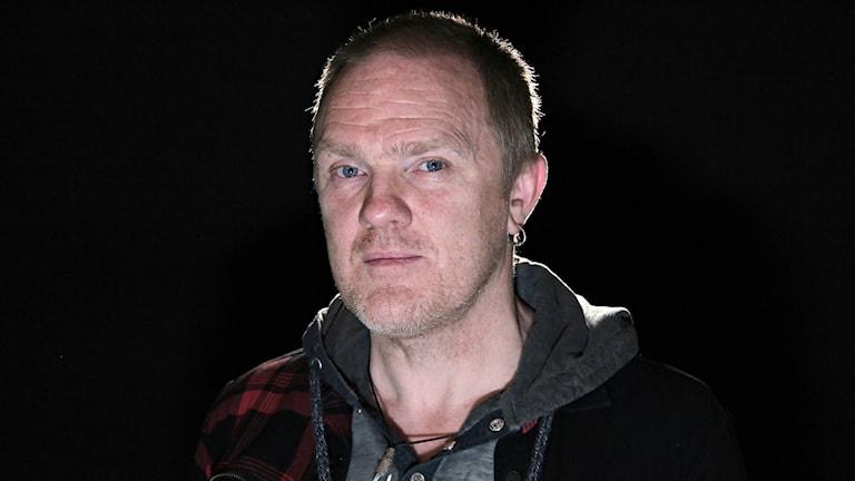Anders Persson. Foto: Lars-Gunnar Olsson/Sveriges Radio.