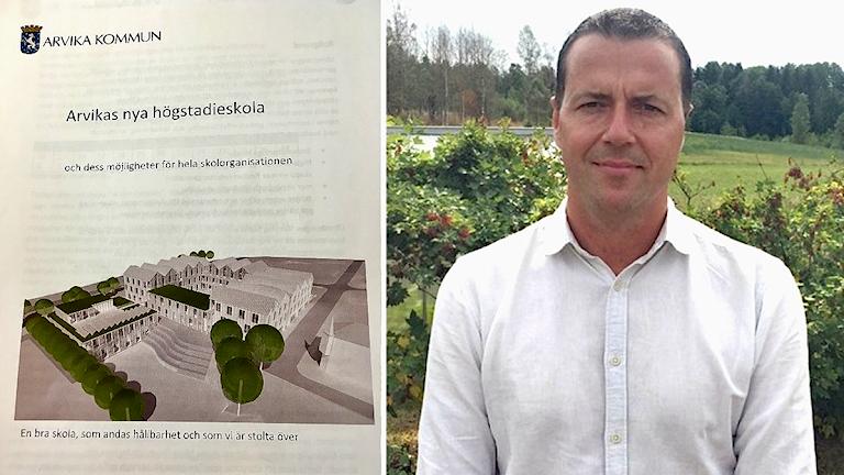 Kombi arvika högstadie skola Peter söderström