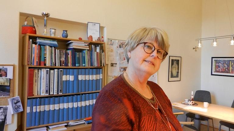 Kulturskolans chef i Karlstad Kerstin Wallmyr