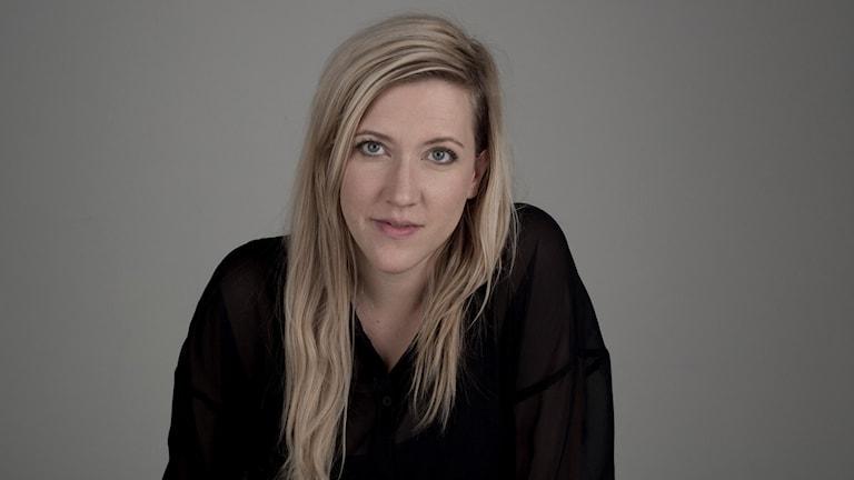 Anna Lidberg, konstnär.