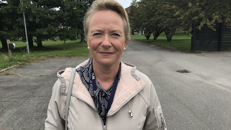 Anne Kari Løberg reporter NRK Innlandet