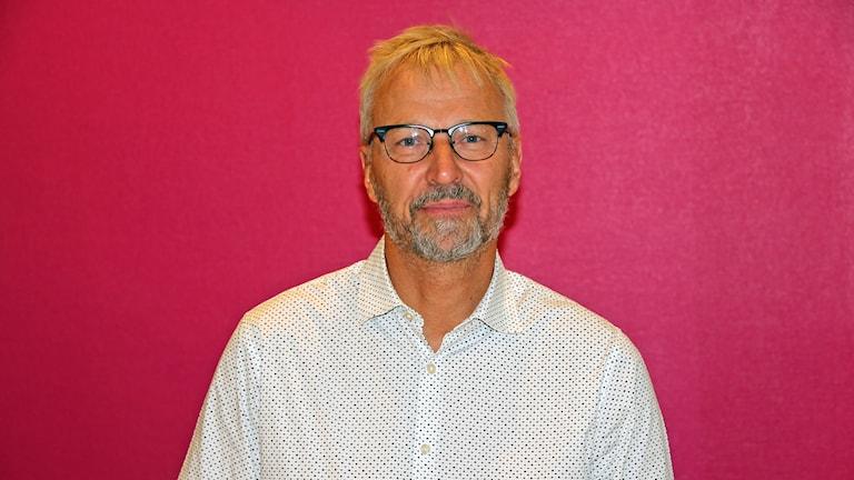 Anders Kjällström, VD Branäsgruppen. Foto Örjan Bengtzing/Sveriges Radio.