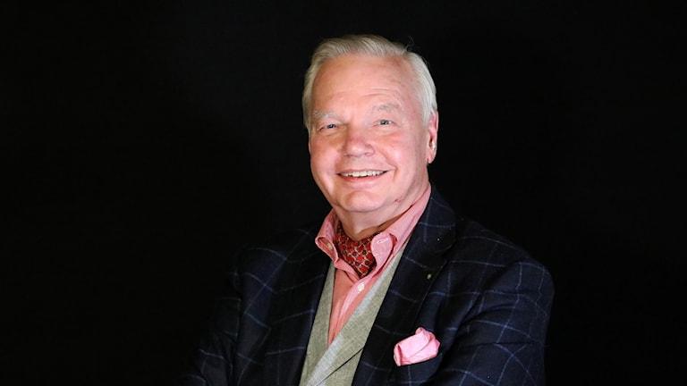 Carl Jan Granqvist. Foto Örjan Bengtzing/Sveriges Radio.