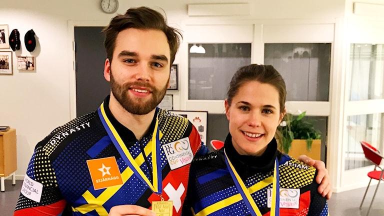 Ännu ett VM för Anna Hasselborg och Oskar Eriksson - P4 Värmland ... ec6f3ff74699e