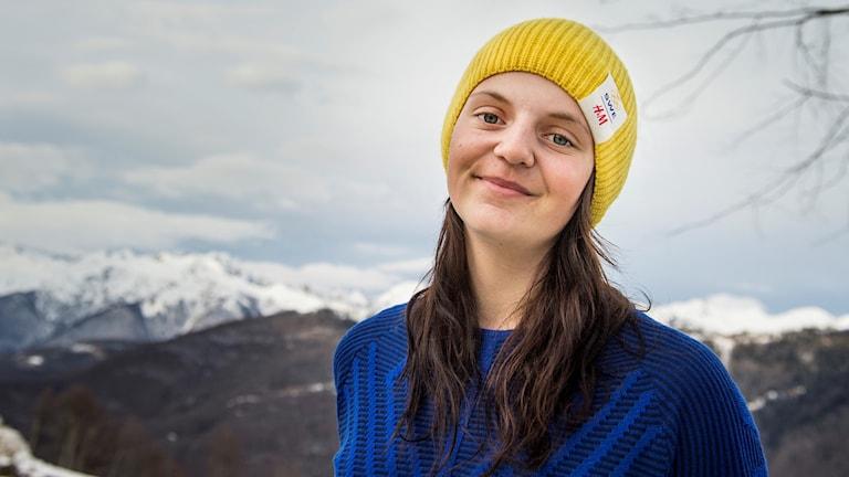 Emma Dahlström. Foto: Pontus Lundahl
