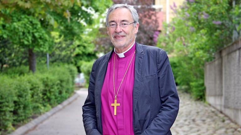Esbjörn Hagberg, biskop.
